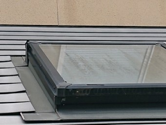 天窓 雨漏り メンテンナンス