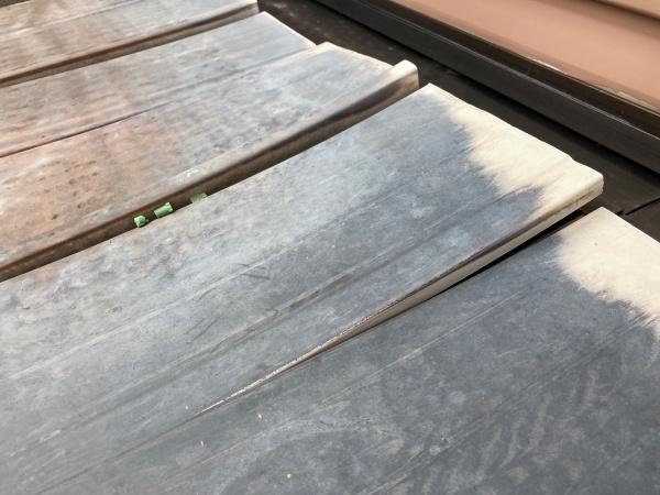 ベランダ 床デッキ材