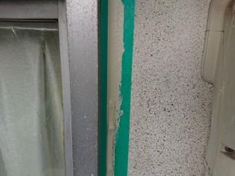 モルタル外壁 クラック補修