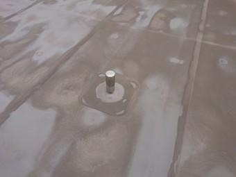 屋上防水の雨漏り点検