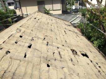 屋根 葺き替え ガルバリウム鋼板 雨漏り