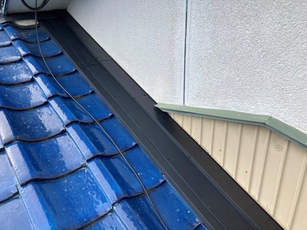 屋根補修工事 釉薬陶器瓦