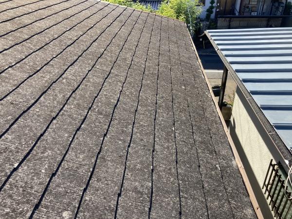 化粧スレート屋根の屋根調査