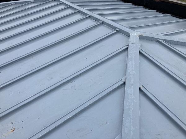 瓦棒屋根のメンテナンス