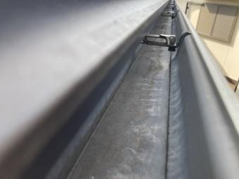 アフター点検 雨樋の確認