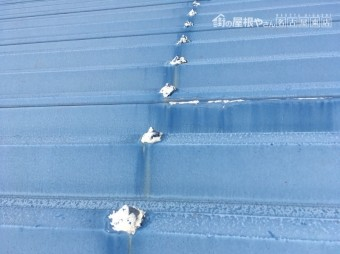 折半屋根ボルト