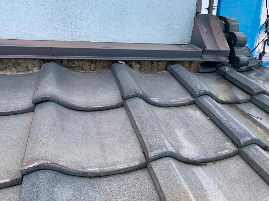 漆喰修繕工事 名古屋市西区
