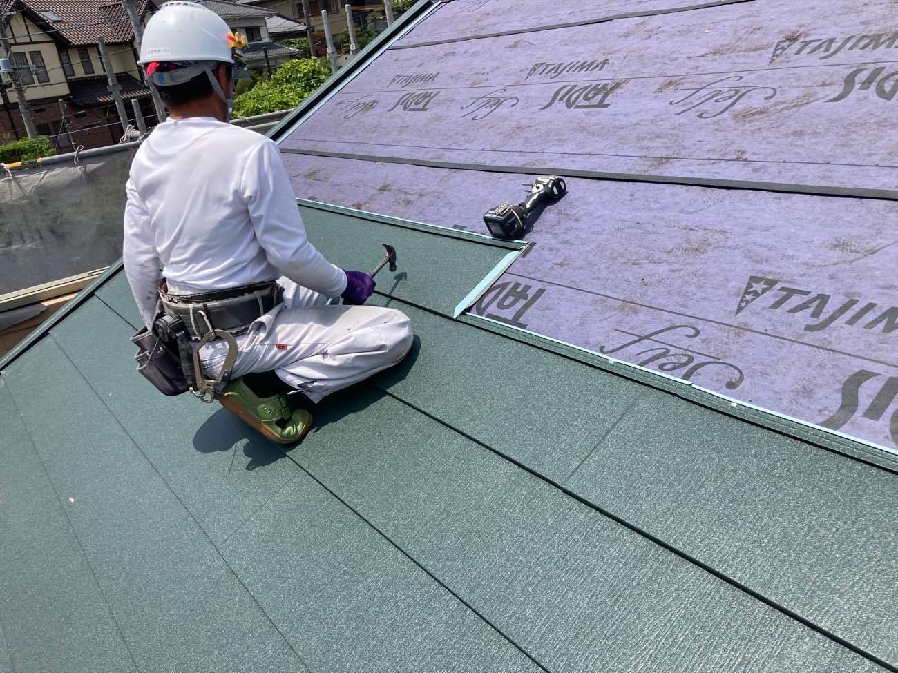 屋根工事ガルテクト