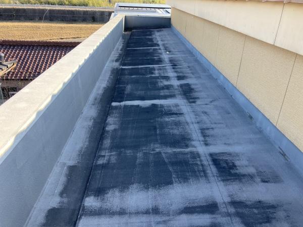 屋上防水の点検