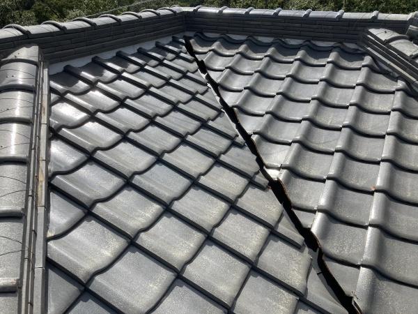 アフター点検 屋根外壁工事