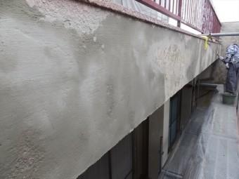 外壁塗装の前に外壁の補修工事