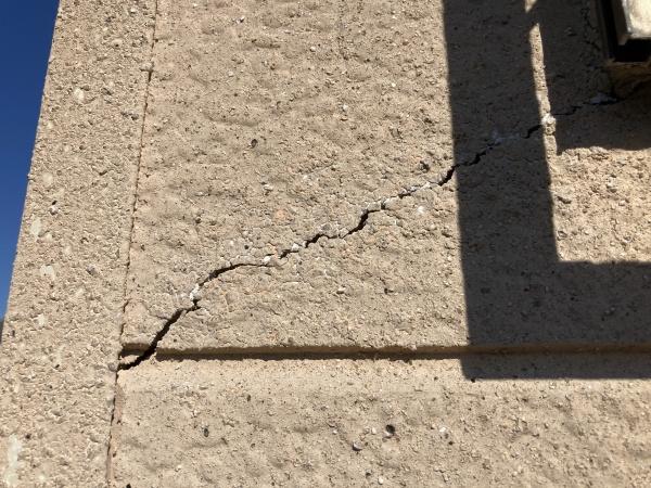外壁 サイディング劣化