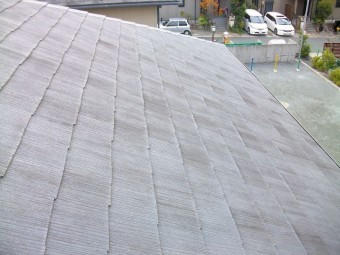カラーベスト屋根