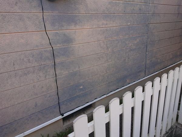 外壁サイディング 塗装時期