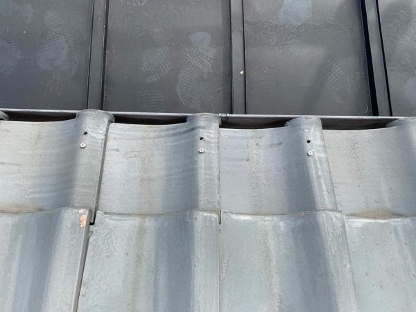 瓦のズレ防止工事