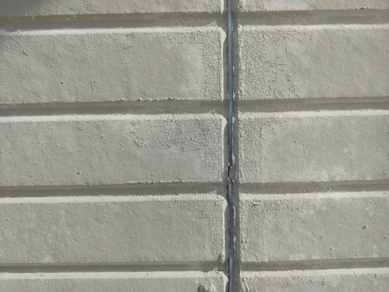 名古屋市西区で外壁塗装前にシーリングを打ち替え工事をしました