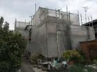 屋根改修工事全体