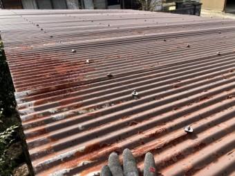波板の交換 修理 名古屋市名東区