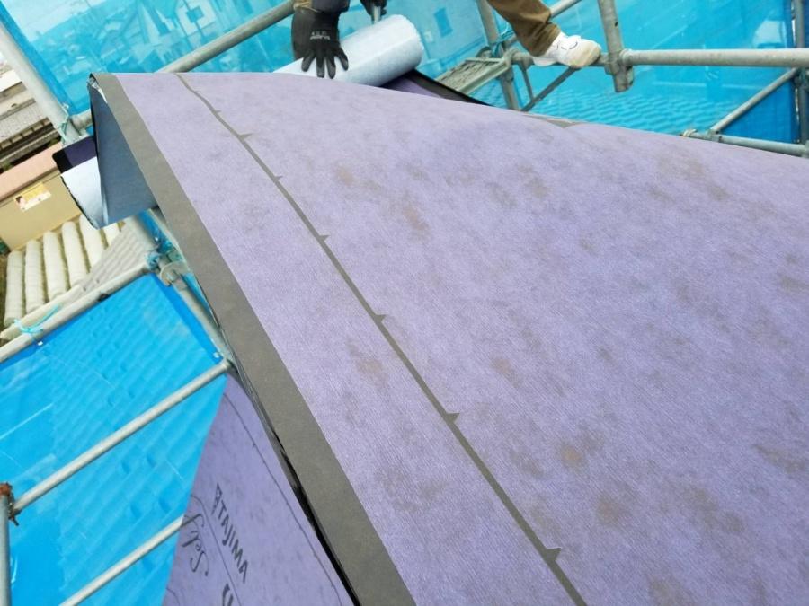 片面粘着ルーフィング 防水シート