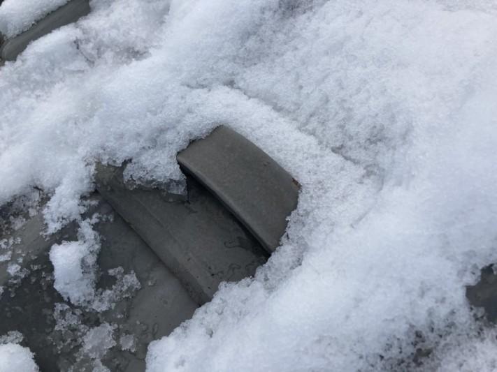 雪止めの効果