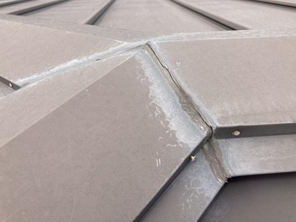 板金屋根 屋根点検