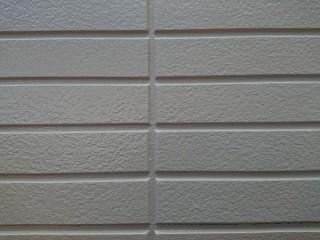 シリコン塗料使った外壁塗装工事