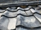 屋根 部分補修