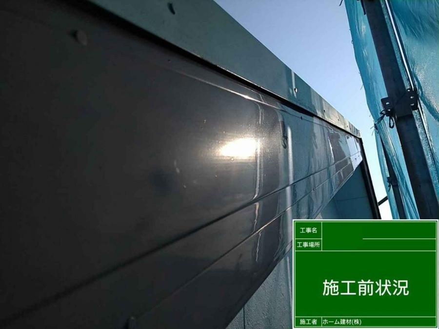 春日井市の外壁塗装工事 付帯部の塗装も重要なポイントです
