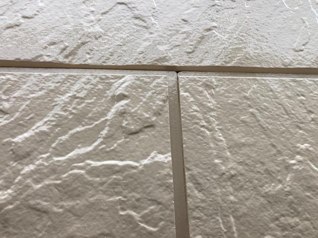 外壁塗装工事 施工後の様子