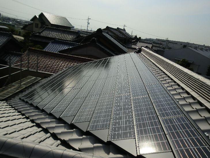 太陽光パネル設置 京セラ サムライ