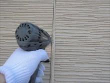 シーリングの打ち替え工事