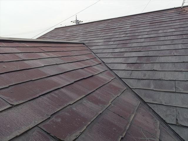 化粧スレート屋根 ニチハ パミール