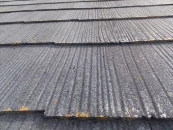 スレート屋根 経年劣化