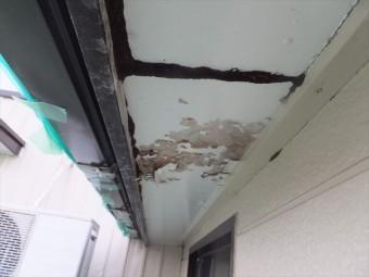 スレート屋根 雨漏り