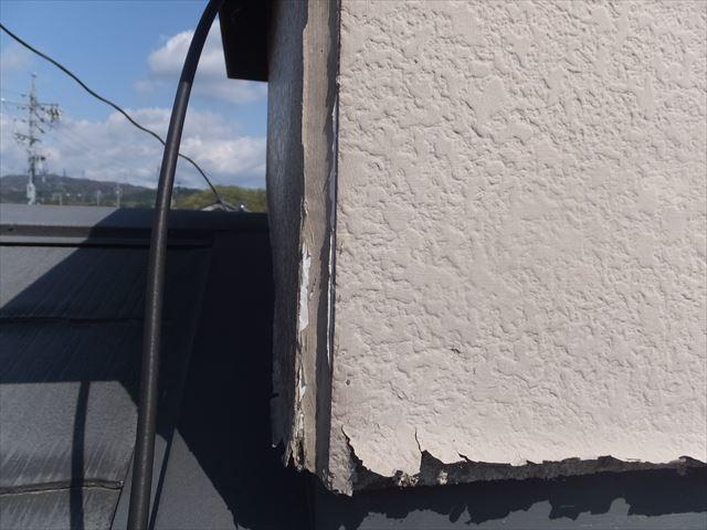 屋根 換気塔 点検