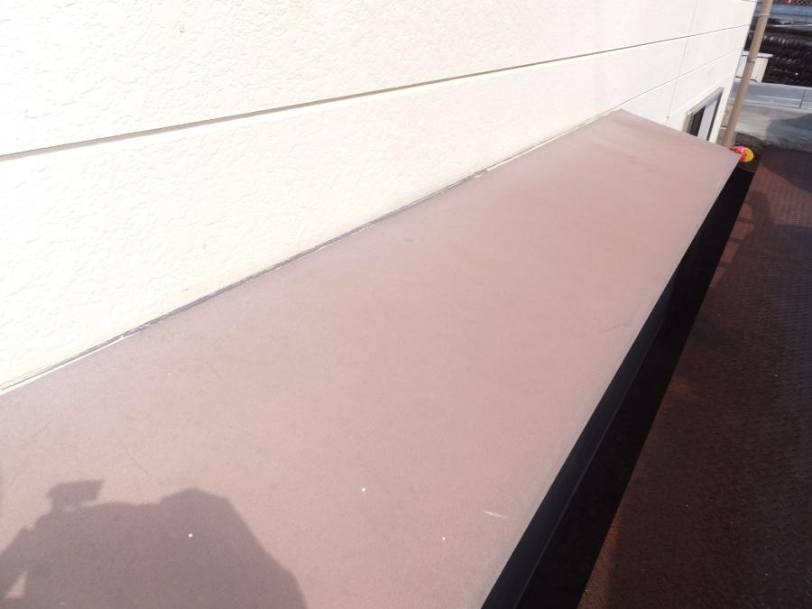 塗装工事 付帯部分