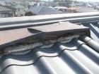 ドーマー屋根取り合い