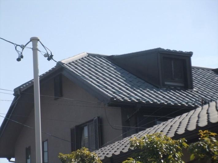 ドーマ屋根
