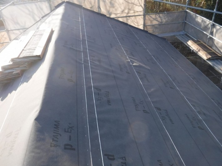 葺き替え 金属屋根