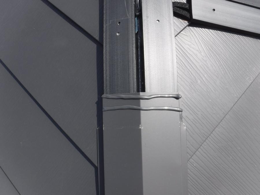 屋根重ね葺き工事 ガルテクト