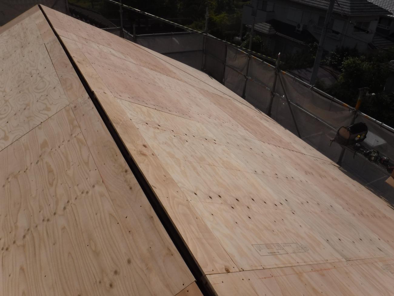 下地取り付け 針葉樹12mm