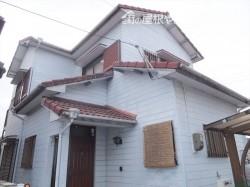 屋根外壁塗装 施工前