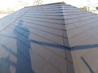 屋根カラーベスト塗装