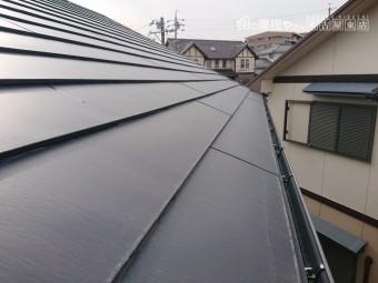 屋根重ね葺き外壁塗装工事