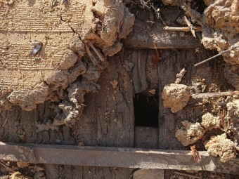 屋根葺き替え工事 土葺き