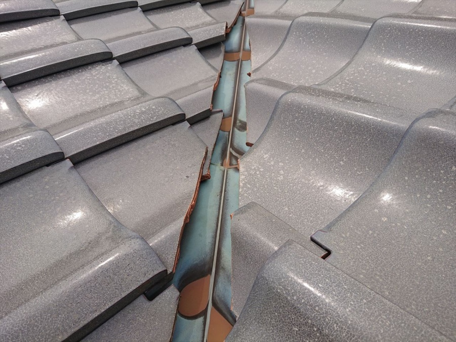瓦屋根 屋根の無料点検