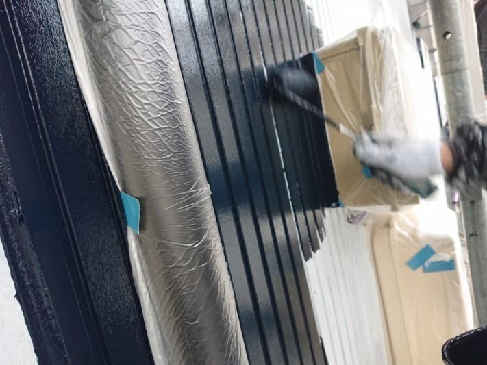外壁塗装工事 プレミアムシリコン