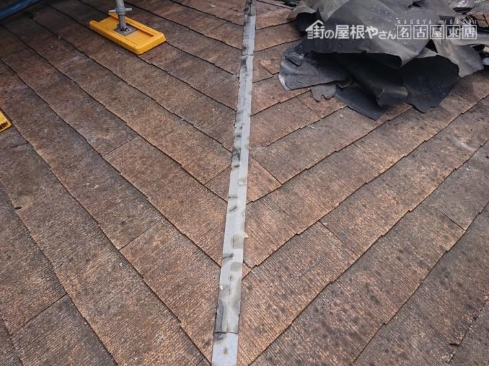 屋根めくり 葺き替え工事