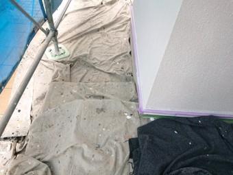 塗装工事 シリコン塗料