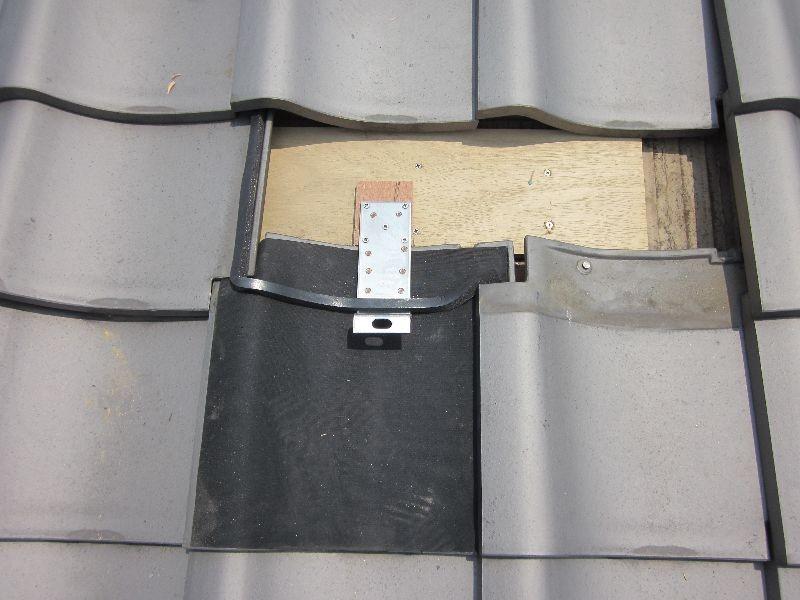 太陽光パネル設置 支持金具取付 京セラ